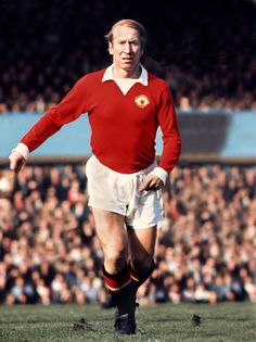 Bobby Charlton - scored the goals that booked England's place in that 1966 World Cup final!