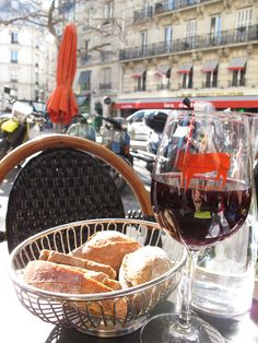 wine in Paris  must  see and people  watch on  the  Champs-Élysées --  this is  Paris at  its  best!