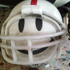 Searching for NE Huskers football helmet antennae ball as mine did not survive