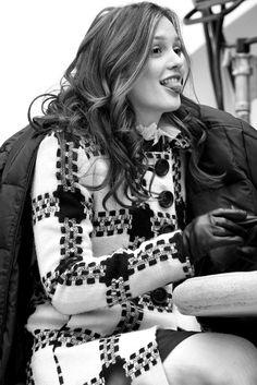 Blair on Gossip Girl
