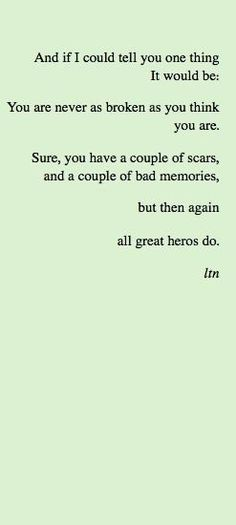 All Great Heroes Do ❤️