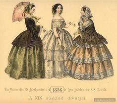 zeehasablog:  Fashion plate 1856