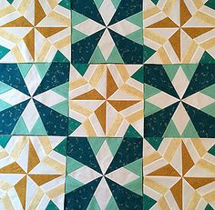 Stardust Quilt | Flickr - Photo Sharing!