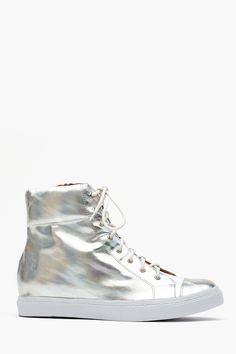 Ziggy Hologram Sneaker