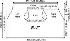 Free Knitting Pattern L32405 Smart Investment Vest : Lion Brand Yarn Company