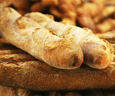 BEST bread in #LasVegas! Try their baguette! It's the best! Bonn Breads in Town Square