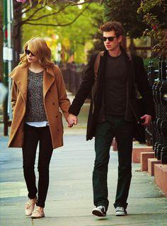 I like Emma Stone's style