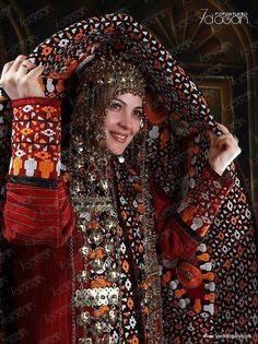 Turkmen Fashion | © Yedidogan Images