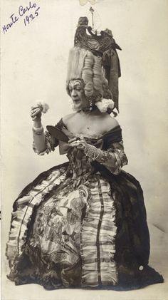 Michel Pavlov in Les Femmes de Bonne Humeur. Photographer unknown, Monte Carlo, 1925. Stravinsky-Diaghilev Foundation Collection, b MS Thr 495 (220). Gift of Parmenia Migel Ekstrom, 1990.