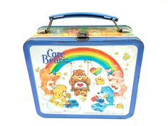 """I had this lunchbox when I was in grade school, now it's called """"vintage"""" on Etsy :)"""