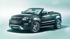 Land Rover Evoque Cabrio