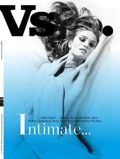 Rosie-Huntington Whiteley, Cover Vs. Magazine S/S 2012
