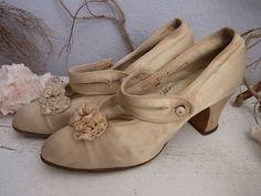 Bridal Shoes, 1920s