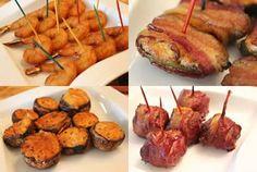 appetizer recipes, smoker recip, grill smoke, smoke meat, smoke food, bbq smoker, parti food, bbq recip, smoked appetizers