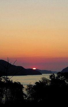 Puesta del Sol en Golfo de Santa Fé... Estado Sucre.