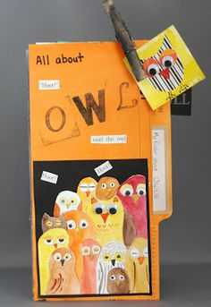 """The """"art"""" in making great lapbooks!"""