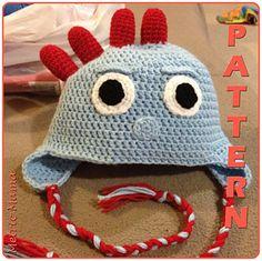 Knitting Pattern For Iggle Piggle Toy : Crochet - Beanies/Hats on Pinterest Crochet Beanie, Crochet Hats and Beanie