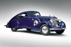 1937 Rolls Royce Phantom III Aero Coupe