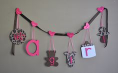 Cheetah baby shower decorations leopard it's a by ParkersPrints, $16.50