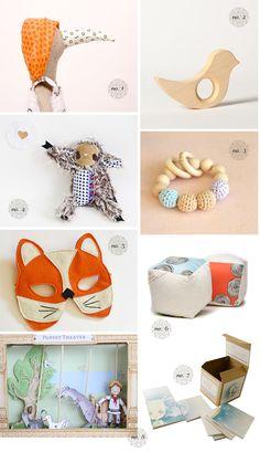 sweet handmade etsy toys
