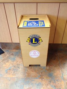 Valparaiso Lions Club collects used eyeglasses