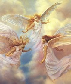 Angels | Angels We Have Heard On High | The Raven and The Oak