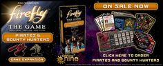 Firefly. The board game!