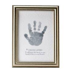 Idea for a baby dedication