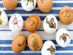 17 creative Easter egg ideas