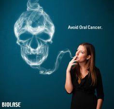 Avoid Oral Cancer   @biolaseinc