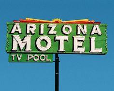 Photograph of Arizona Motel, Tucson, Arizona