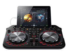 Pioneer Unveils The Next-Gen DDJ-WEGO2 DJ Controller for iPhone & iPad [video]