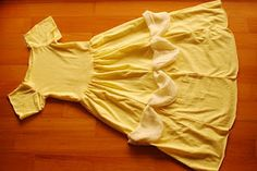 DIY Belle Dress from Beauty and the Beast- You'll be the coolest Mom ever if you can pull this off for Halloween!