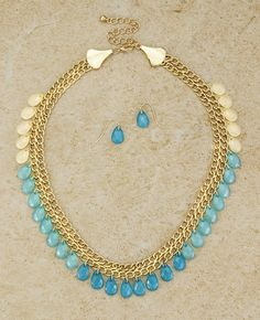 """**Coupon Code!** Only $14.60, PLUS get 10% off your entire order & FREE shipping with discount code """"SAVE10"""" at checkout! #necklace"""