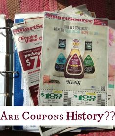 Is extreme Couponing a fad that is over? Here are some of the alternatives to using coupons to save money.