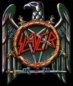 """Slayer is an American thrash metal band formed in Huntington Park, California, in 1981 by guitarists Jeff Hanneman and Kerry King. Slayer rose to fame with their 1986 release, Reign in Blood, and is credited as one of the """"Big Four"""" thrash metal acts, along with Metallica, Megadeth and Anthrax. Their album Reign in Blood is considered to be the foundation and inspiration of death metal."""