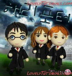 Modelado Harry Potter