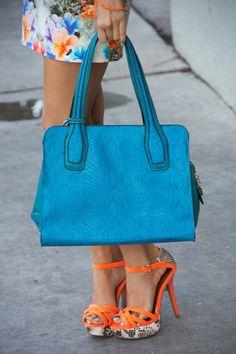 Orange Heels <3