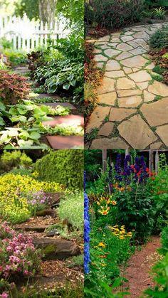 Beautiful & Enchanting GardenPaths - Style Estate -