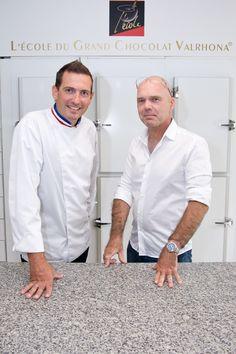 Concours Photo Pâtisserie 2013 - Duo #8 : Yann BRYS & Laurent ROUVRAIS