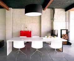 10 Favorites: Daring Black Ceilings : Remodelista