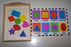 Lots of Toddler Learning Activities