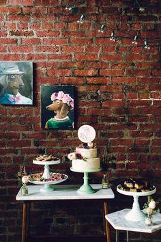 Adorable Dog Wedding | Danfredo Photos + Films | Bridal Musings Wedding Blog