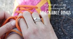 Erica Sara Designs RUN Ring Giveaway