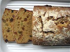 Sticky Malt Loaf...