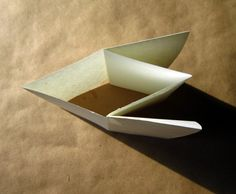 make your own book from scraps of paper...