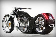 Cadillac Bike By PJD