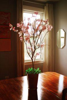 Aunt Peaches: Handmade Flowers