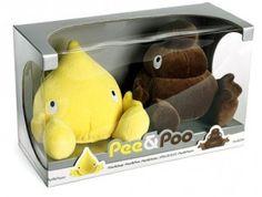 The Pee & Poo Plush Dolls?  Ummm, really???