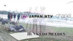 NTV (Nippon TV) JAPAN interview about my work, and filming with a group of my models. theme 'handsome gentlemen', and it is being said that Sweden, as a country, is ranked number one in the world!  in Stockholm